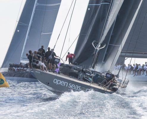 26/09/2016, Saint-Tropez (FRA,83), Voiles de Saint-Tropez 2016, Day 1, Wally yachts, 3 Wally Cento together
