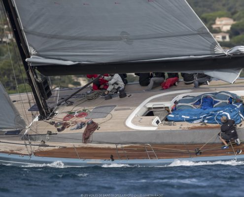 0/10/2020, Saint-Tropez (FRA,83), Les Voiles de Saint-Tropez  2020, Les Voiles Super Series, Race Day 2, cancelled